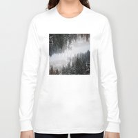 explore Long Sleeve T-shirts featuring Explore by ztwede