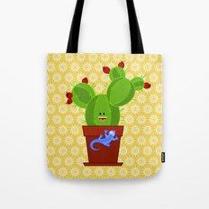 my dear cactus Tote Bag