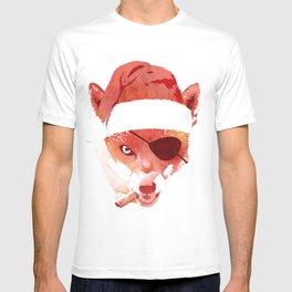 Bad Santa Fox T-shirt