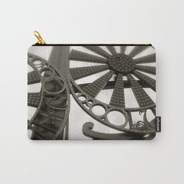 Swirly Wirly Carry-All Pouch