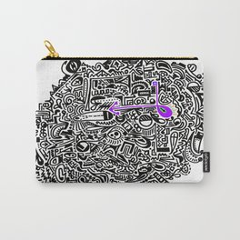 Doodle This! Carry-All Pouch