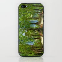 Rittenhouse Square in the Spring iPhone & iPod Skin
