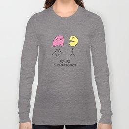 ROLES by ISHISHA PROJECT Long Sleeve T-shirt
