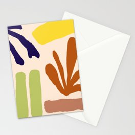 Color Study Matisse Inspired Stationery Cards