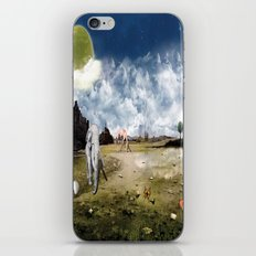 Safari Feist ... iPhone & iPod Skin