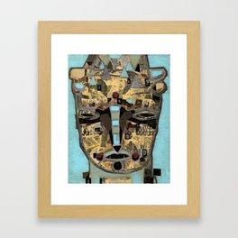 ascndmstr Framed Art Print