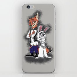 A Zoo Hope iPhone Skin