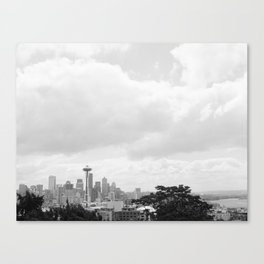 Seattle Days Canvas Print