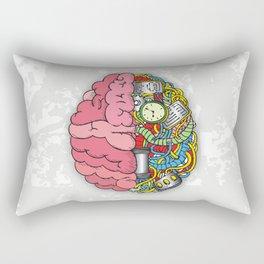 Bom Brain Rectangular Pillow