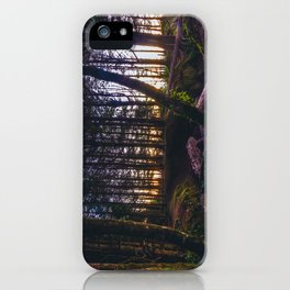 Wooded Tofino iPhone Case