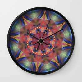 The Colour Of Your Dreams Wall Clock