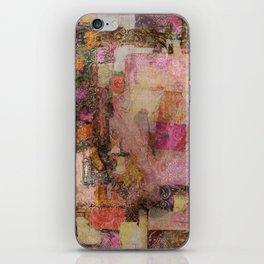 [dgD] Heart (gold) iPhone Skin