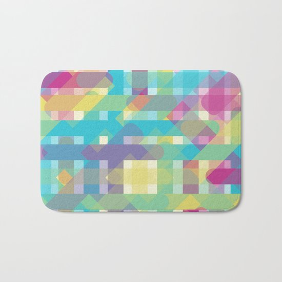 Interceptions Bath Mat