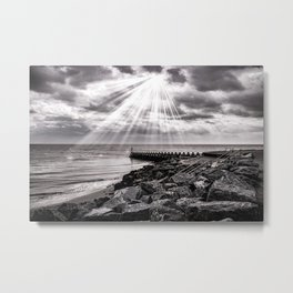 Walton On The Naze, Essex, England  Metal Print