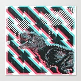 trex Canvas Print