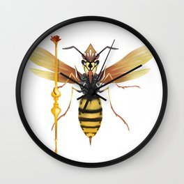 I am a Queen Wall Clock