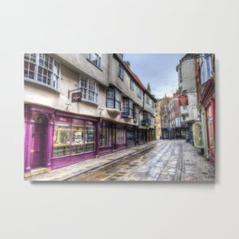The Shambles York Metal Print