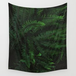Fern Life Wall Tapestry