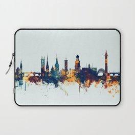 Shrewsbury England Skyline Laptop Sleeve