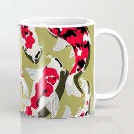 Koi Carp Zen Coffee Mug