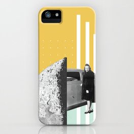 Riding In Cars iPhone Case