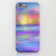Winter sunset iPhone 6s Slim Case