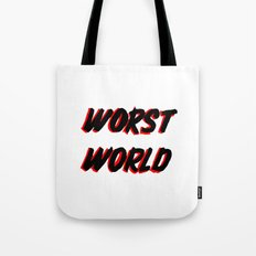 World Issues Tote Bag