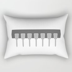 IC dip package Rectangular Pillow