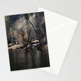 Reflected Trees Stationery Cards
