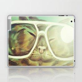 Cat Selfie Laptop & iPad Skin