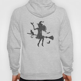 Halloween Witch  Hoody