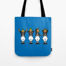 Oompa Loompa YMCA Tote Bag