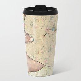 ...tener un bosque dentro. Travel Mug