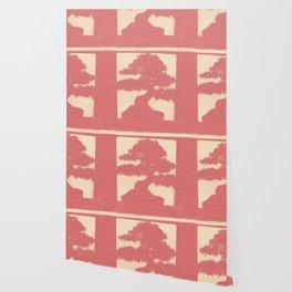 Bonsai Pink Wallpaper