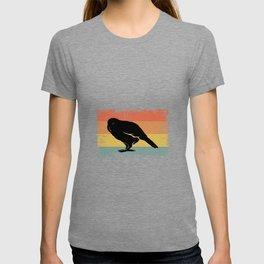 Vintage Kakapo Bird Gift Idea T-shirt