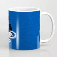 political Mugs featuring Political tie by barmalisiRTB