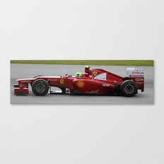 The Red Arrow. Canvas Print