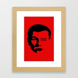 MAN MACHINE (KRAFTWERK!) Framed Art Print