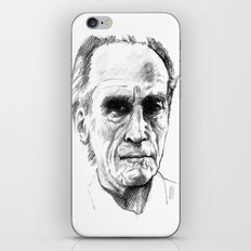 Marcel Duchamp iPhone & iPod Skin