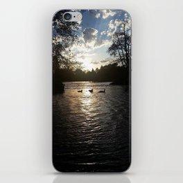 Ducky Summer iPhone Skin