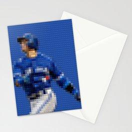 BlueJays - Legobricks Stationery Cards