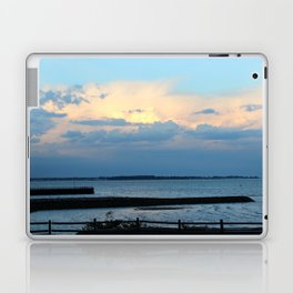 Behind the Clouds Laptop & iPad Skin