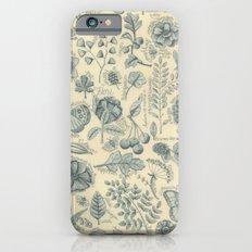 Garden Notes Slim Case iPhone 6s