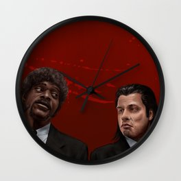 Jules & Vincent Wall Clock