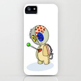 Love hurts. iPhone Case