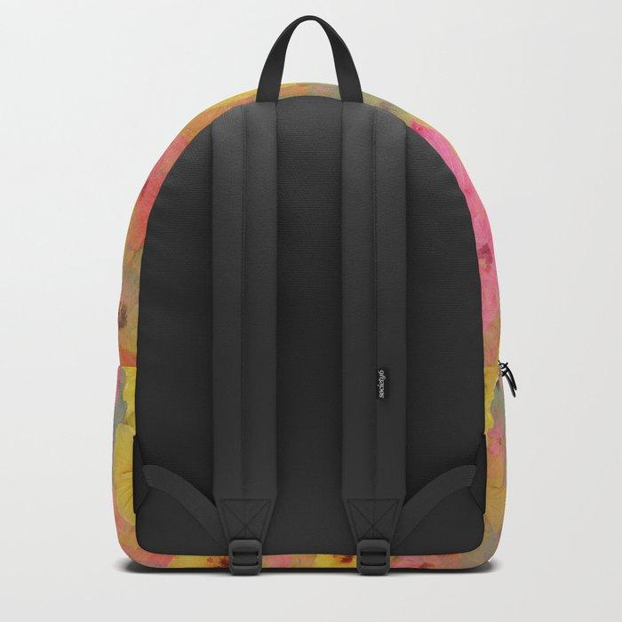 Floral Delight Backpack