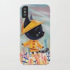 Raincoat 1 Slim Case iPhone X