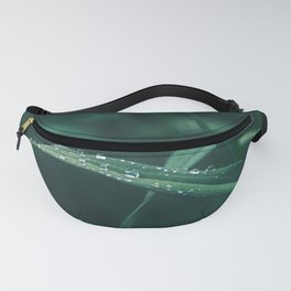 Garden Close Up Fanny Pack