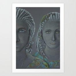 The Kunbion - Ingrid Art Print