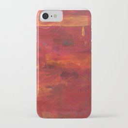 Hold my hand in your Heart iPhone Case